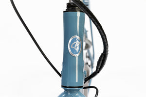 Premiere Edition Bluejay Electric Bicycle in Bluejay Blue