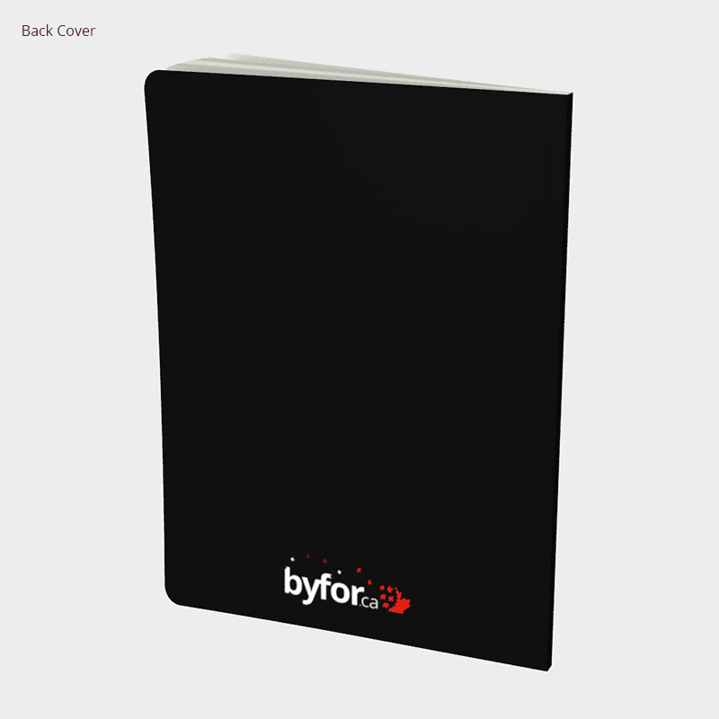 Maple Made Notebook - byfor.ca