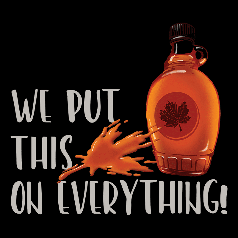 We Put This On Everything Unisex T-shirt - byfor.ca