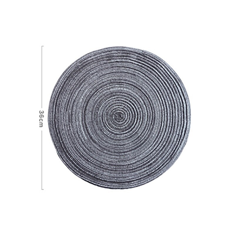 TW Round Tablemats