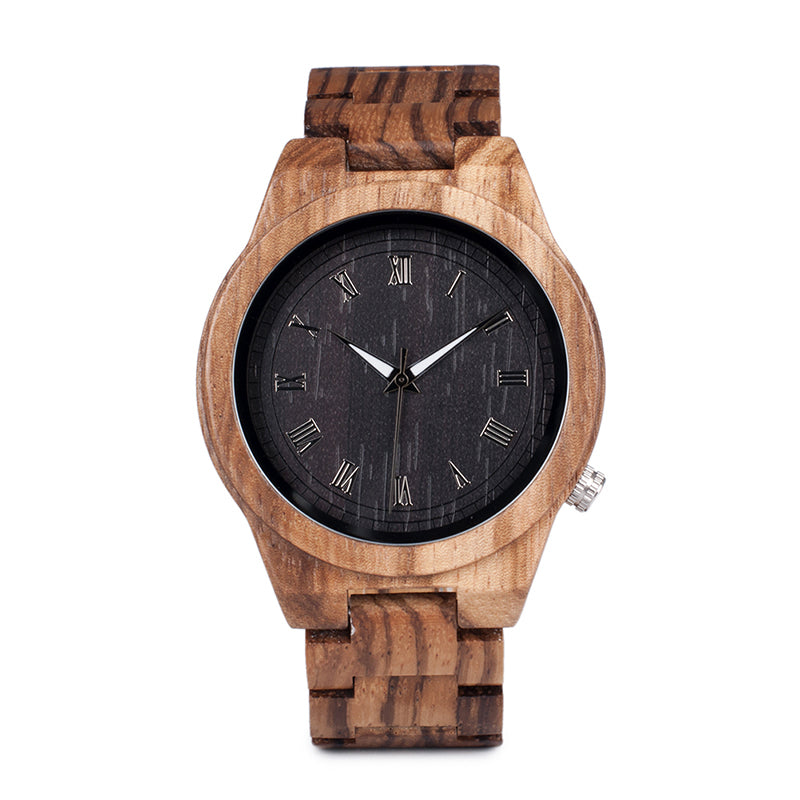 Wooden Watch M30