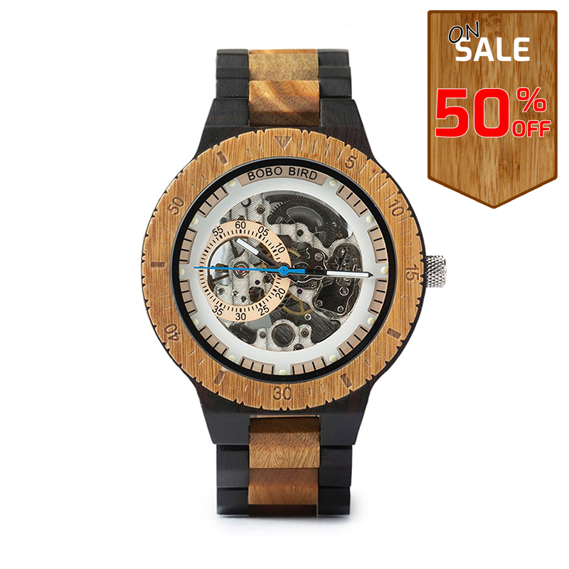 Wooden Watch R05-1