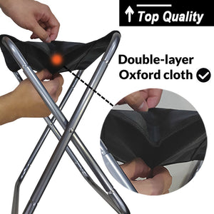 folding chair double layer