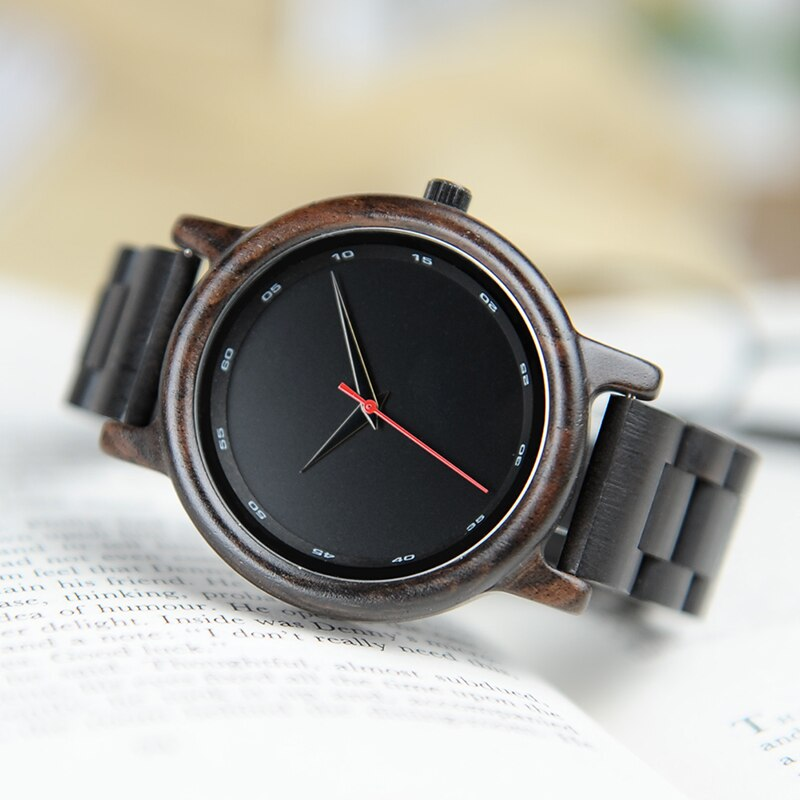 Wooden Watch P10