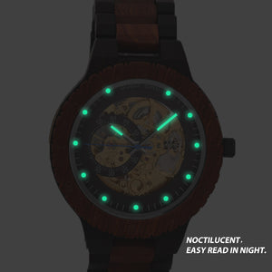 Wooden Watch R05-2