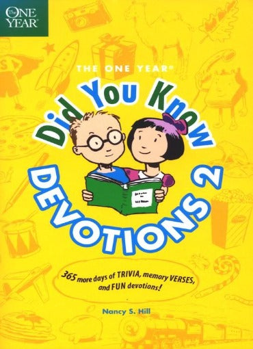 The One Year Did You Know Devotions 2