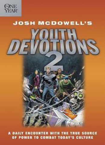 The One Year Book of Josh McDowell's Youth Devotions 2