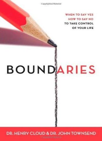 Boundaries - by Henry Cloud