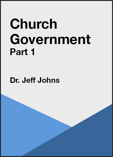 Church Government 1