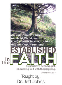 Established in the Faith
