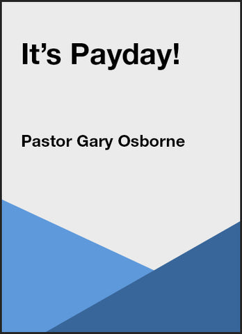 It's Payday!