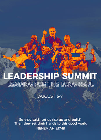 Leadership Summit 2020: Leading for the Long Haul
