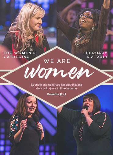 Women's Gathering 2019: We Are Women