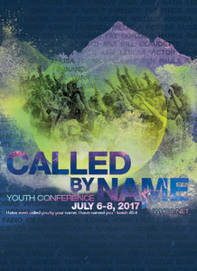 Youth Conference 2017: Called By Name
