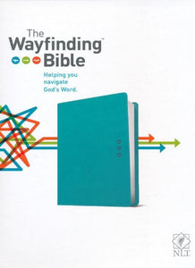 The Wayfinding Bible - Teal