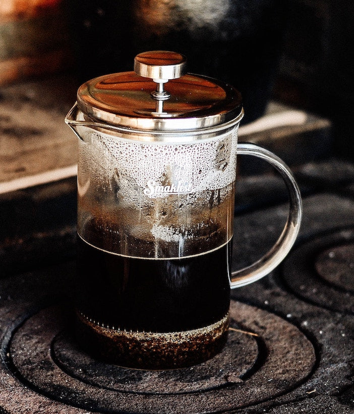 National Coffee Day & new French Press methodology!