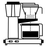 Moccamaster by Eric M. Ellis from the Noun Project