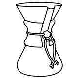 Chemex by Gabriela Muñiz from the Noun Project