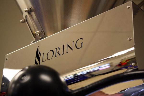 Loring S15 Falcon at Vibrant Coffee Roasters Philadelphia