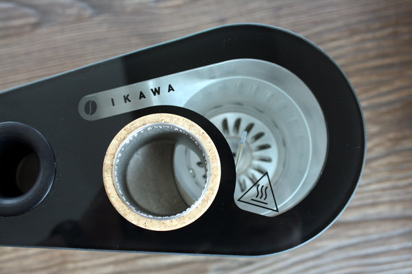 Ikawa Pro Sample Roaster at Vibrant Coffee Roasters Philadelphia