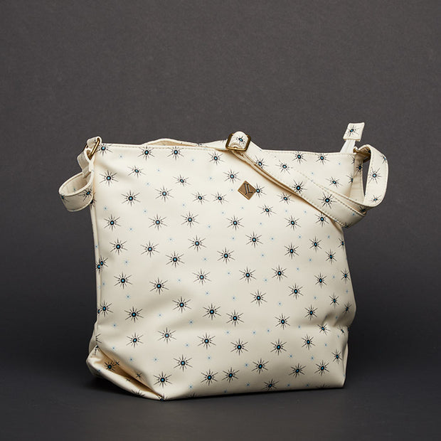Alice Handbag – Starburst / Cream
