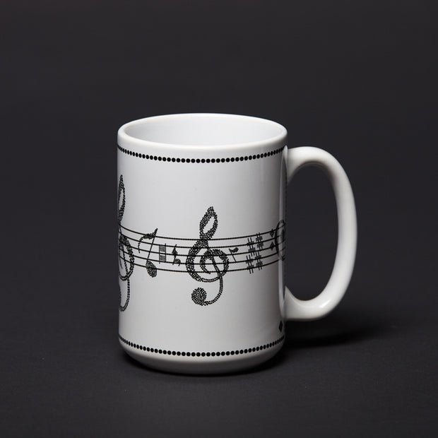 Mug - Music (Wholesale)