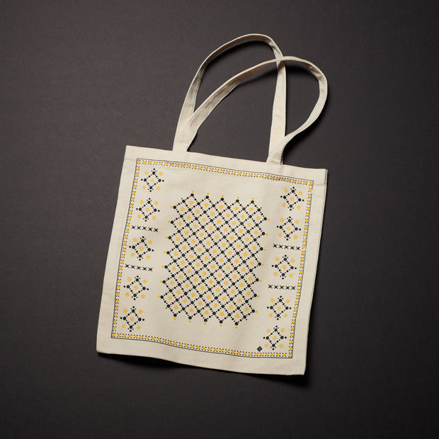 Canvas Tote - Diamond