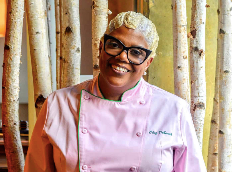 Feeding Your Soul And Your Mind: <br/> Interview With Chef Deborah VanTrece