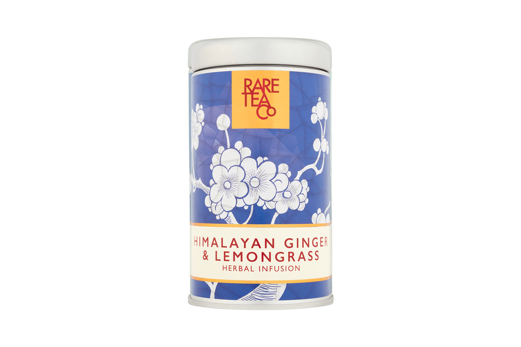 Himalayan Ginger & Lemongrass Tea