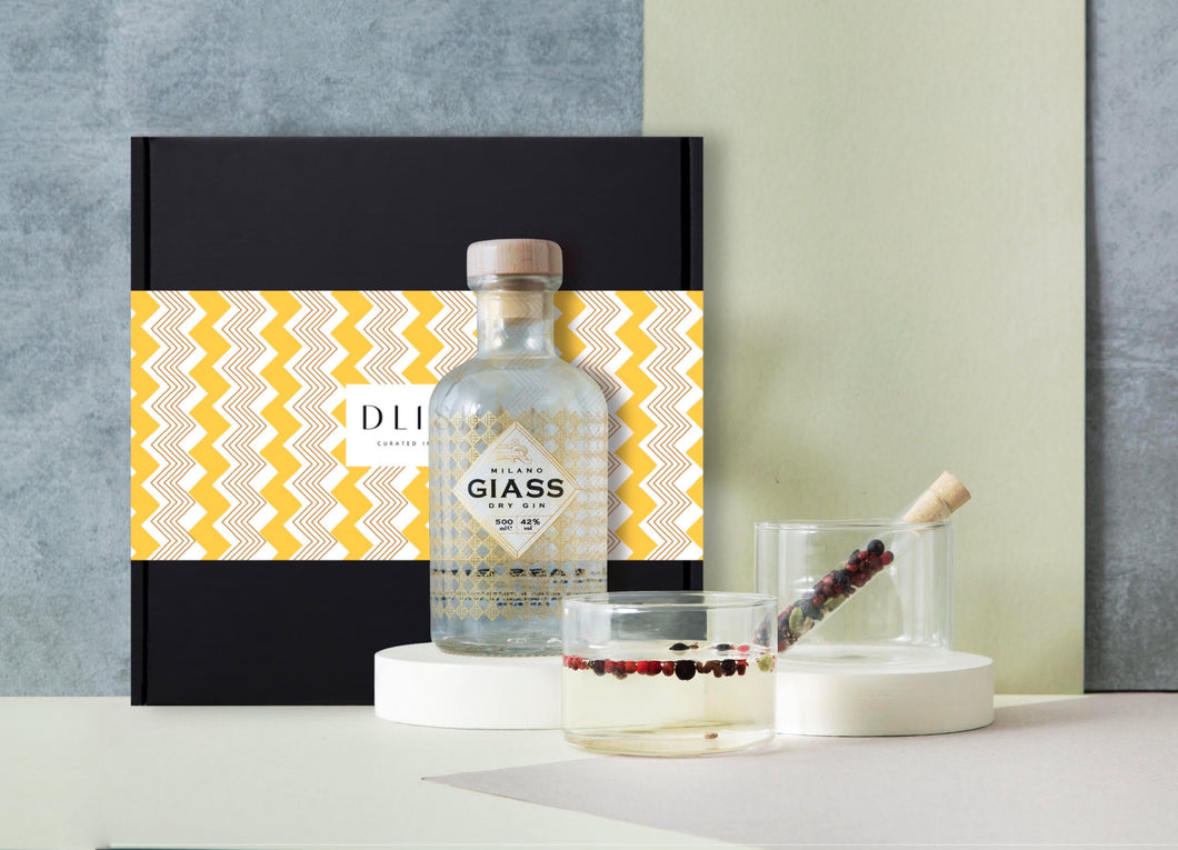 DLISH Special Edition Gin Curation