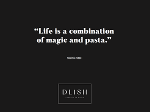 DLISH Pasta Curation