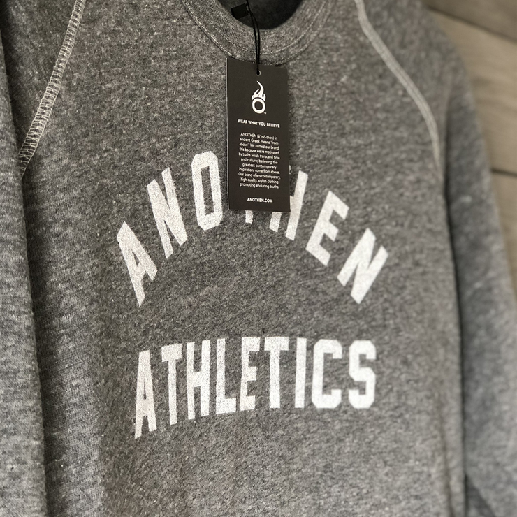 Limited Edition Anothen Athletics Crew Top w/ Vintage Logo