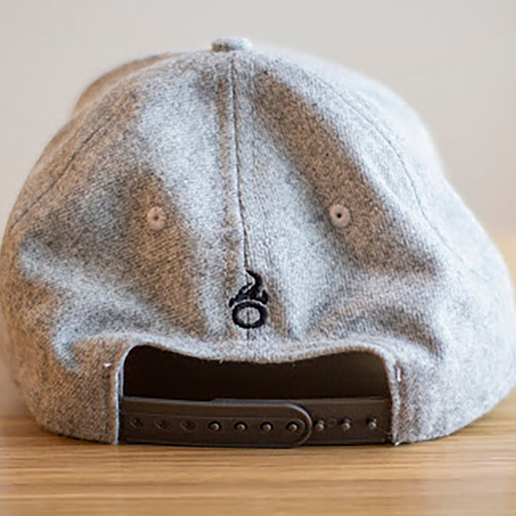 Classic Anothen Cap - Heather Grey