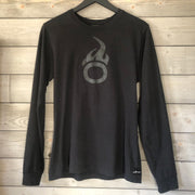 Insignia Long Sleeve Crewneck T-Shirt