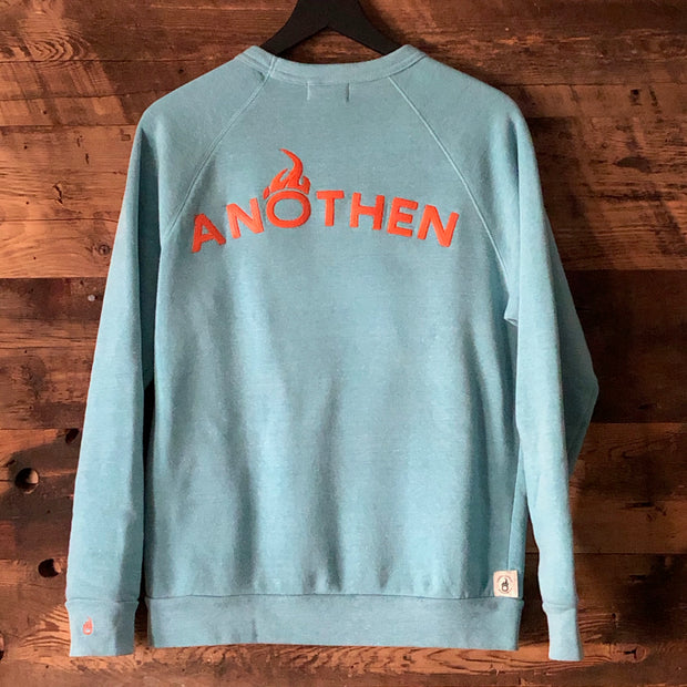 Insignia Limited Edition - Crewneck Fleece- Aqua