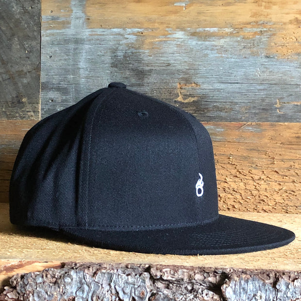 Insignia Fitted Baseball Cap
