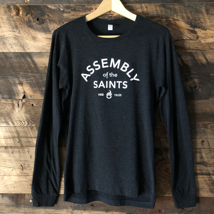 Assembly of the Saints Slub Crewneck Long Sleeve