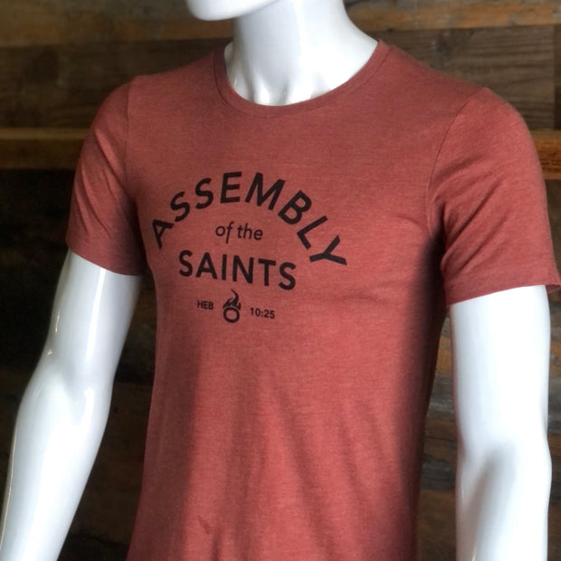 Assembly of the Saints Crewneck T-Shirt