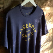 Assembly of the Saints 'Soft-Knit' Crew T-Shirt - Photoshoot