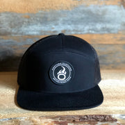 Anothen Insignia Tradesman Cap - Black