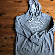 Assembly of the Saints Pullover Hoodie - Photoshoot