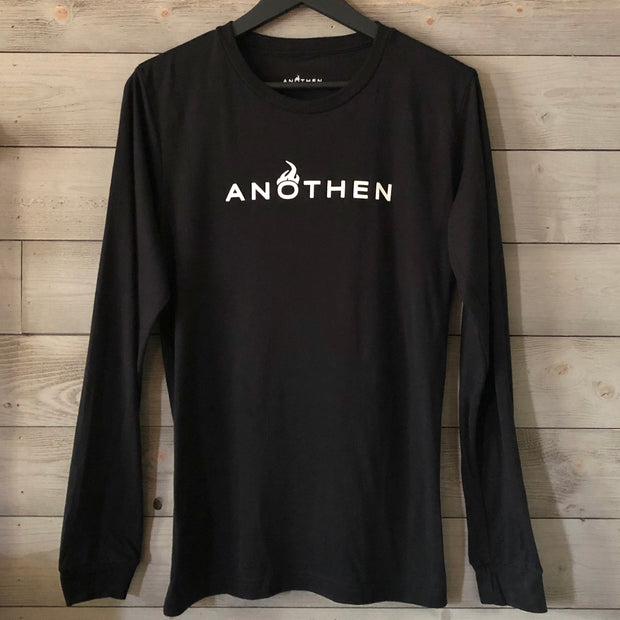 Anothen Long Sleeve Crewneck T-Shirt