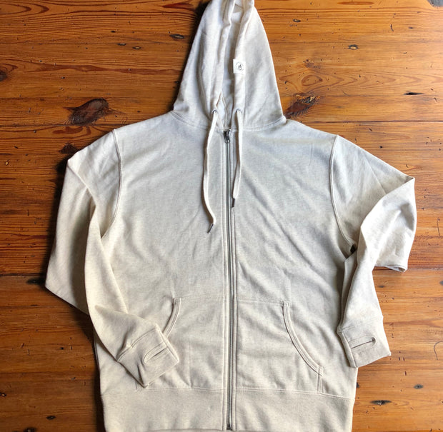 Anothen Basics Full Zip Hoodie