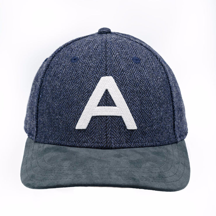"Limited Edition Anothen ""A"" Cap - Navy Blue"