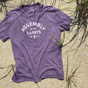 Assembly of the Saints Summer Heather Soft-Knit Tee - Photoshoot