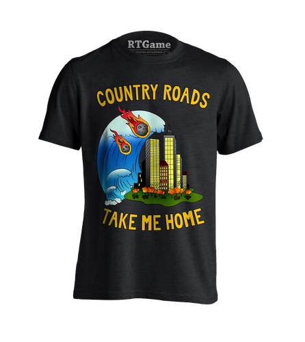 The Country Roads T-Shirt
