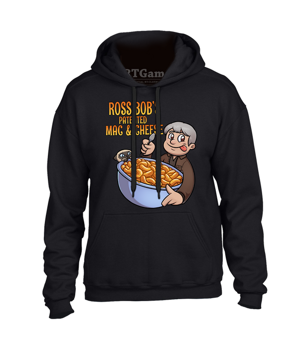 Ross Bob's Patented Mac & Cheese Hoodie