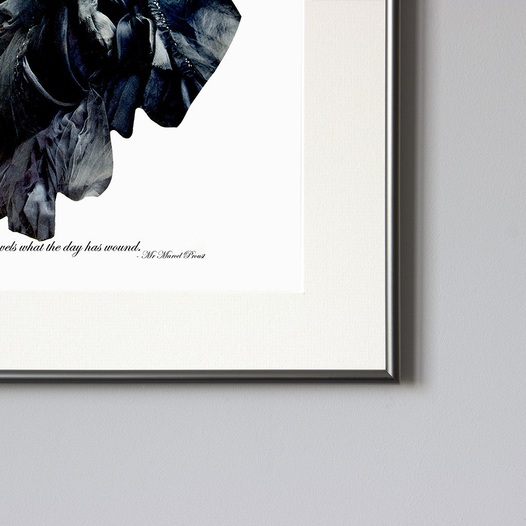 Marcel - Limited Edition Framed Print