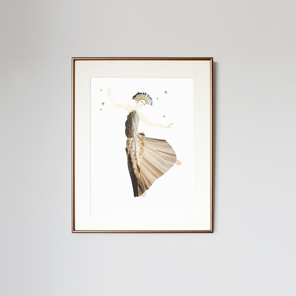 Swan Lake - Framed Print