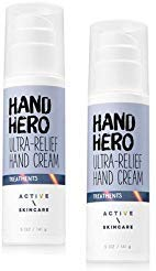Bath And Body Works Active / Skin Care Hand Hero Ultra-Relief Hand Cream 5 Ounce -
